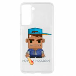 Чохол для Samsung S21 Not a hooligan