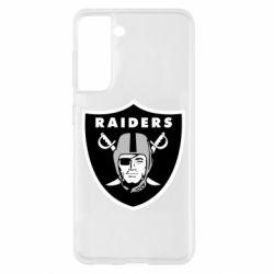 Чохол для Samsung S21 Oakland Raiders