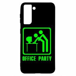 Чохол для Samsung S21 Office Party