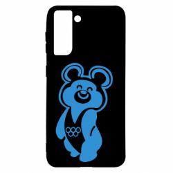 Чохол для Samsung S21 Олімпійський Ведмедик