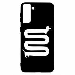Чехол для Samsung S21+ оооочень длинная такса