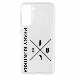 Чохол для Samsung S21 Peaky Blinders I