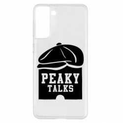 Чехол для Samsung S21+ Peaky talks