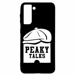 Чехол для Samsung S21 Peaky talks