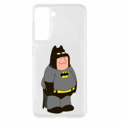 Чохол для Samsung S21 Пітер Гріффін Бетмен