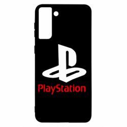 Чохол для Samsung S21+ PlayStation