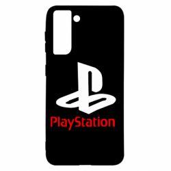 Чохол для Samsung S21 PlayStation
