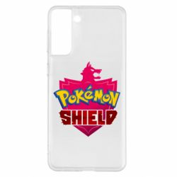 Чохол для Samsung S21+ Pokemon shield