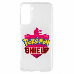 Чохол для Samsung S21 Pokemon shield