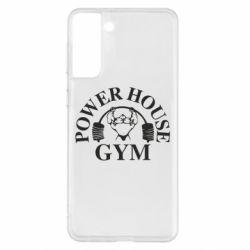 Чохол для Samsung S21+ Power House Gym