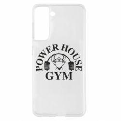 Чохол для Samsung S21 Power House Gym