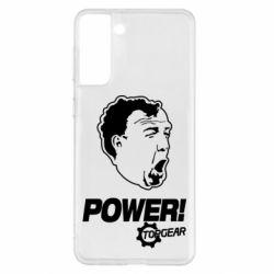 Чохол для Samsung S21+ Power