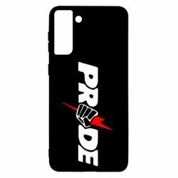 Чохол для Samsung S21+ Pride