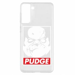 Чохол для Samsung S21+ Pudge Obey