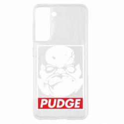 Чохол для Samsung S21 Pudge Obey