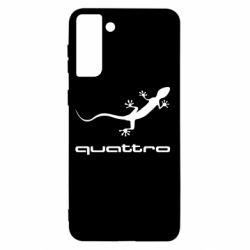 Чохол для Samsung S21+ Quattro