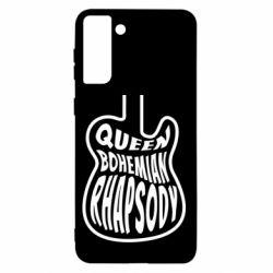 Чохол для Samsung S21+ Queen Bohemian Rhapsody