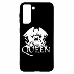 Чохол для Samsung S21 Queen