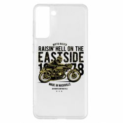 Чохол для Samsung S21+ Raisin Hell Moto Racer