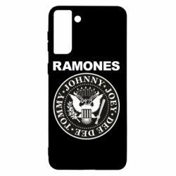 Чохол для Samsung S21+ Ramones