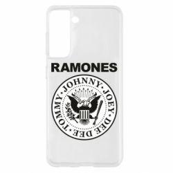 Чохол для Samsung S21 Ramones