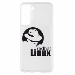 Чохол для Samsung S21 Redhat Linux