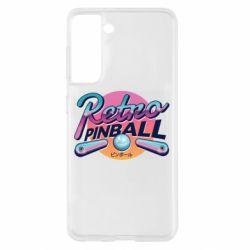 Чохол для Samsung S21 Retro pinball