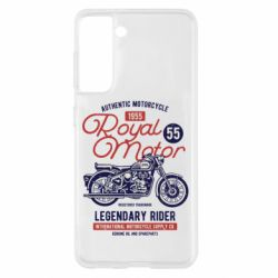 Чохол для Samsung S21 Royal Motor 1955