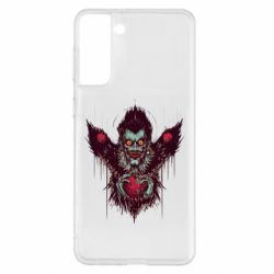 Чохол для Samsung S21+ Ryuk the god of death