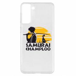 Чохол для Samsung S21+ Samurai Champloo