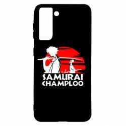 Чохол для Samsung S21 Samurai Champloo