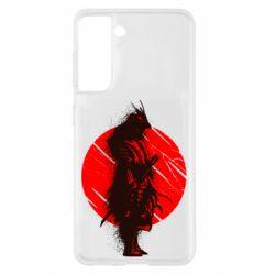 Чохол для Samsung S21 Samurai spray