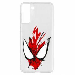 Чохол для Samsung S21+ Сareless art Spiderman
