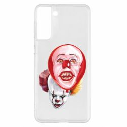 Чохол для Samsung S21+ Scary Clown