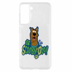 Чехол для Samsung S21 Scooby Doo!