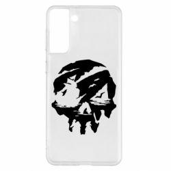 Чохол для Samsung S21+ Sea of Thieves skull