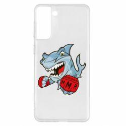 Чохол для Samsung S21+ Shark MMA