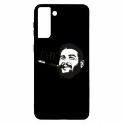 Чохол для Samsung S21+ Сhe Guevara bullet