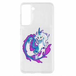 Чохол для Samsung S21 Sisu Dragon Art