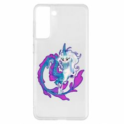 Чохол для Samsung S21+ Sisu Dragon Art
