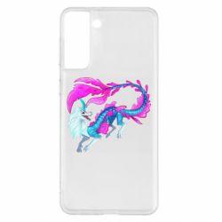 Чохол для Samsung S21+ Sisu Water Dragon