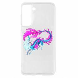Чохол для Samsung S21 Sisu Water Dragon