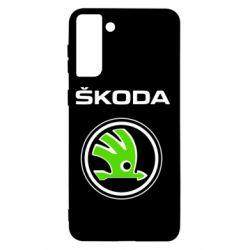 Чохол для Samsung S21+ Skoda Bird