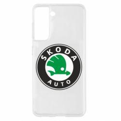Чохол для Samsung S21 Skoda Small