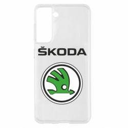 Чохол для Samsung S21 Skoda