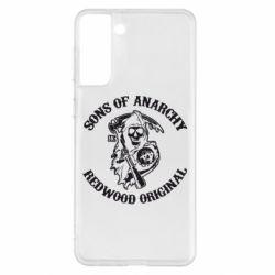 Чохол для Samsung S21+ Sons of Anarchy