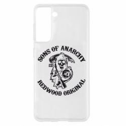 Чохол для Samsung S21 Sons of Anarchy