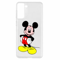 Чохол для Samsung S21+ Сool Mickey Mouse