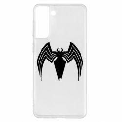 Чохол для Samsung S21+ Spider venom