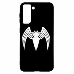 Чохол для Samsung S21 Spider venom